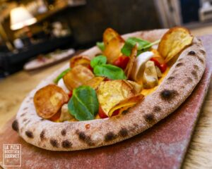 Pizza Gourmet Bizzarone